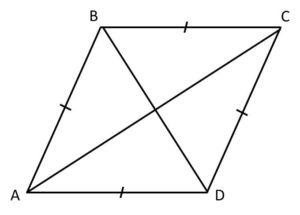 area of a rhombus java program