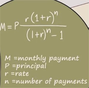 mortgage payment java